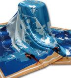 De Vierkante Sjaal van de Zijde van Expo van de wereld