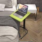 Beweglicher stehender Laptop-Schreibtisch mit Plastiktischplatte