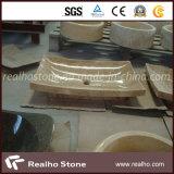Естественная раковина Customerized каменная/раковина гранита/мраморный раковина/тазик для мытья ванной комнаты