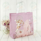 (나 016) 최고 Sell Fashion 3D Non Woven Shopping Bag 30.30.11