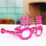 LED clignotant Happy Birthday Lunettes de soleil