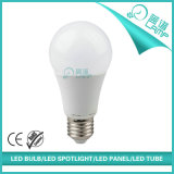 El A60 más barato LED 5-12W LED Light Bulb con E27 Base
