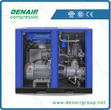 Compressor de ar conduzido direto de refrigeração água do parafuso do elevado desempenho