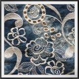 Lacet tissé Attacher-Teint de broderie d'oeillet de polyester de lacet de broderie