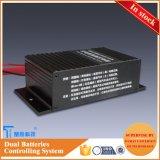Het dubbele Controlemechanisme van de Isolatie van de Batterij 100A 12V voor Lead-Acid en Batterij van het Lithium
