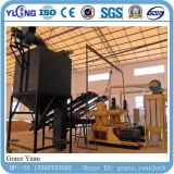 Anillo-Die Wood Sawdust Pellet Machine Line 4-6t/H de Yulong Brand Vertical