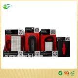 Косметическая упаковывая коробка подарка с ясной коробкой складчатости окна, (CKT-CB-325)