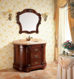 ヨーロッパの標準的な浴室用キャビネット(8006)