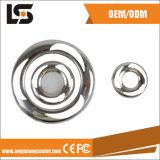 Peça de estampagem de alta prestação de aço inoxidável para design do cliente