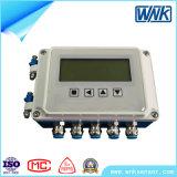 0.075% émetteur 4-20mA monté par inducteur sec de la température avec le cerf, protocole Profibus-PA