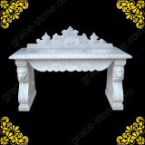 Каменное Carved Washing Basin для Home (GS-BA-008)
