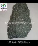 よい価格の炭化ケイ素のMircoの緑の粉及び屑
