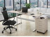 전기 사무실은 고도 조정가능한 기능을%s 가진 대 책상을 앉는다