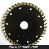 Прочное лезвие алмазной пилы Turbo для керамического мраморный гранита конкретное