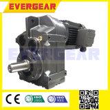 Зашейте мотор шестерни коробки передач редуктора винтовой зубчатой передачи вала параллели серии f