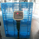 기업을%s 48X40 큰 Rackable 관통되는 플라스틱 깔판