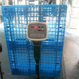 Op zwaar werk berekende Grote Rackable Geperforeerde Plastic Pallet 48X40 voor Industrie