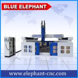 中国の専門家4の軸線CNCのルーター、回転式Atcの彫版機械