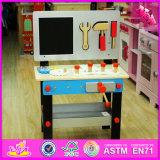2016 Großhandelskind-hölzerner Hilfsmittel-Tisch, neues Entwurfs-Baby-hölzerner Hilfsmittel-Tisch, preiswerte Kind-hölzerner Hilfsmittel-Tisch W03D070