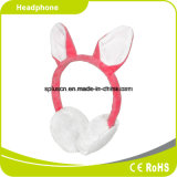 Wool Cloth Super Bass Headphone para meninas