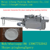 Descanso-Tipo automático horizontal maquinaria das avelã de Xzb-350A da embalagem