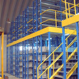 2 Stufen-Stahl-Plattform