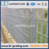 Гальванизированные стальные Grating загородки, стальной Grating ограждать
