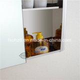 Recentemente gabinete 7018 do espelho do banheiro do aço inoxidável do estilo