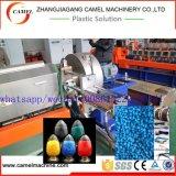 Espulsione di plastica residua di pelletizzazione che ricicla la linea di produzione