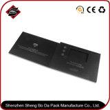 Insignia modificada para requisitos particulares que broncea el rectángulo de almacenaje plegable de papel del rectángulo