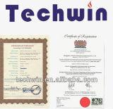 Colleuse de fusion de la colleuse Tcw-605 Fsm-60s de fusion d'optique fibre de Techwin