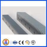 CNC del piñón del estante de la alta calidad y del profesional