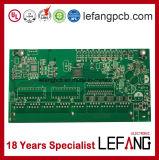 PWB Multilayer da placa de circuito dos produtos electrónicos de consumo do estanho Fr4 da imersão 4L de 1.6mm