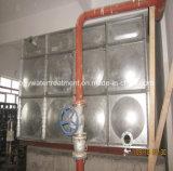 De Rechthoekige Comités die van de Behandeling van het Water van het roestvrij staal de Tanks van het Water lassen
