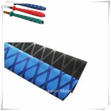 SkidproofのX十字並べられたPolyolefinの装飾的な熱-釣ざお50mmのための縮みやすい管