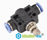 Ajustage de précision pneumatique de Qualtity de contrôleur élevé de vitesse avec l'amorçage de G (JSC1/2-N02)