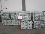 Pureza elevada 99.7% 99.99% lingotes del aluminio para la venta