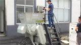 Maquinaria plástica do shredder do bom eixo da pálete dos PP único