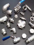 I montaggi di Bsp dell'acciaio inossidabile filettano il T uguale