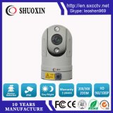 câmera de alta velocidade do CCTV do veículo PTZ da visão noturna HD IR de 1.3MP CMOS 80m
