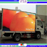 Visualizzazione di LED del camion P8 con il sistema acustico