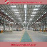 Azotea larga del taller/del almacén del diseño y de la estructura de acero del palmo de la fabricación