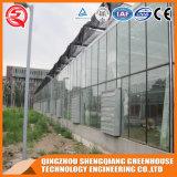 L'arresto dell'annuncio pubblicitario uno fa il giardinaggio serra di vetro di Venlo
