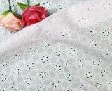 Tela de nylon do laço do algodão do bordado