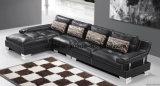 Sofá seccional de la sala de estar popular superventas del diseño moderno (UL-NSC164)
