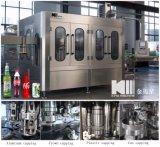 Máquina que capsula de relleno que se lava automática del agua carbónica de Monoblock