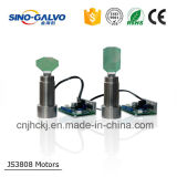 Peças Multi-Functional excelentes do varredor do CO2 do laser da qualidade Js3808