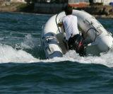 Морской ход 2.5HP забортного двигателя 4 для шлюпки стеклоткани