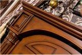 European Home Depot Livingroom Mantel de madeira para venda (GSP14-003)