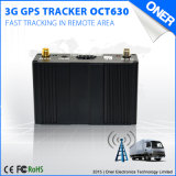 cámara del soporte del perseguidor del vehículo de 3G GPS con la plataforma de seguimiento en línea